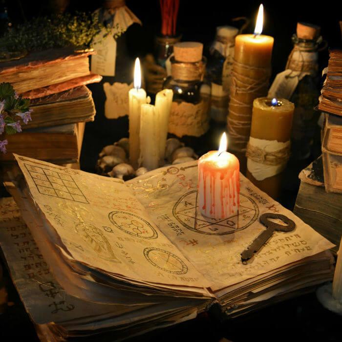 свечи как определить порчу