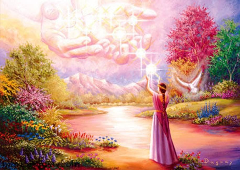 духовные помощники