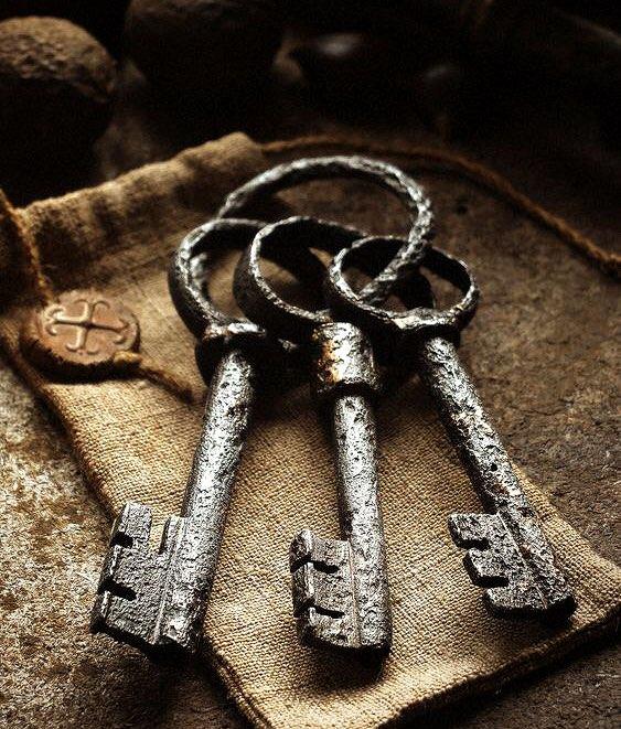 ключ как символ
