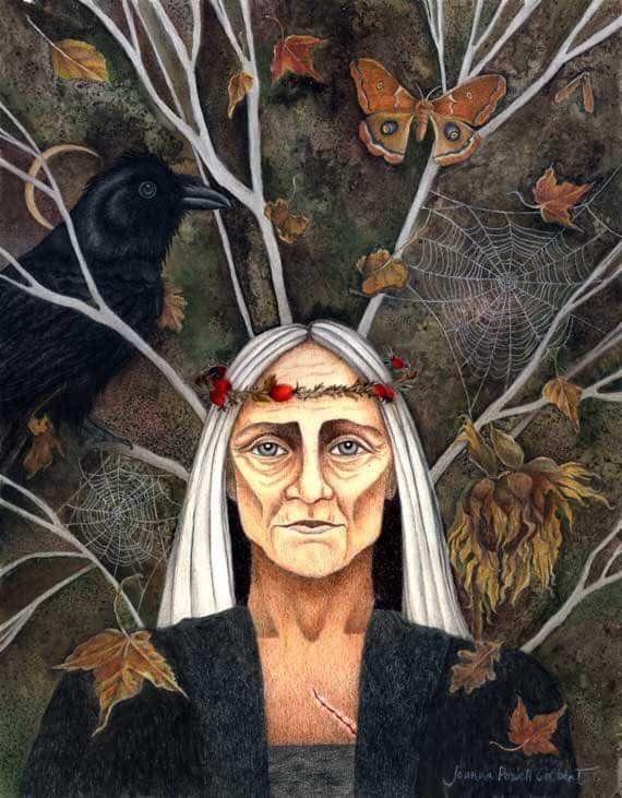 Богиня старуха