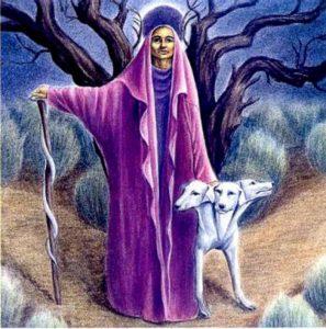 королева магии Геката
