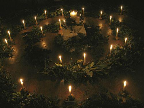 ритуал на имболк