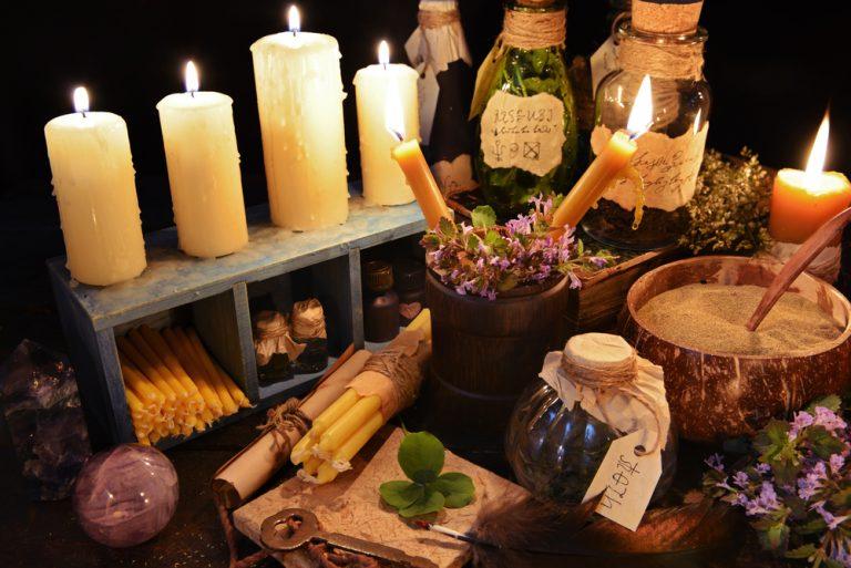 ритуалы на остару