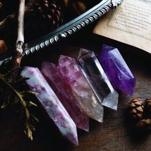 кристаллы аметиста