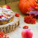 рецепт пирога с яблоками на самайн