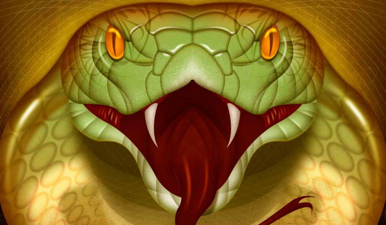 тотем змеи