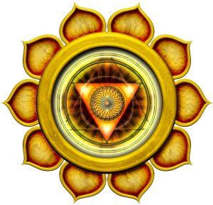 треться чакра манипура