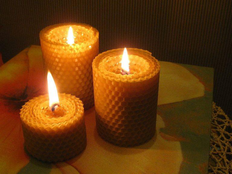 приметы свечи