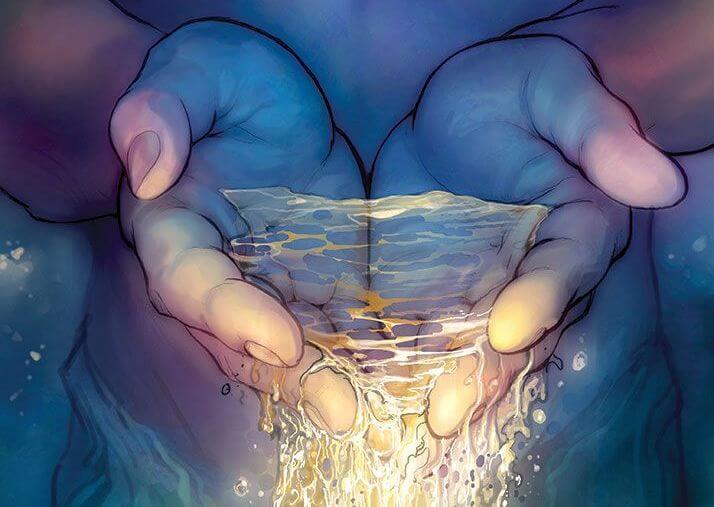 водокрес святая вода