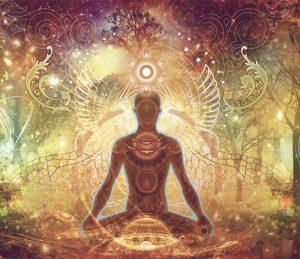 энергии медитация