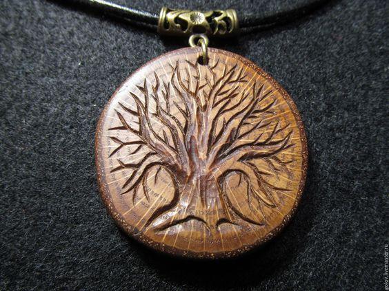 дерево жизни амулет