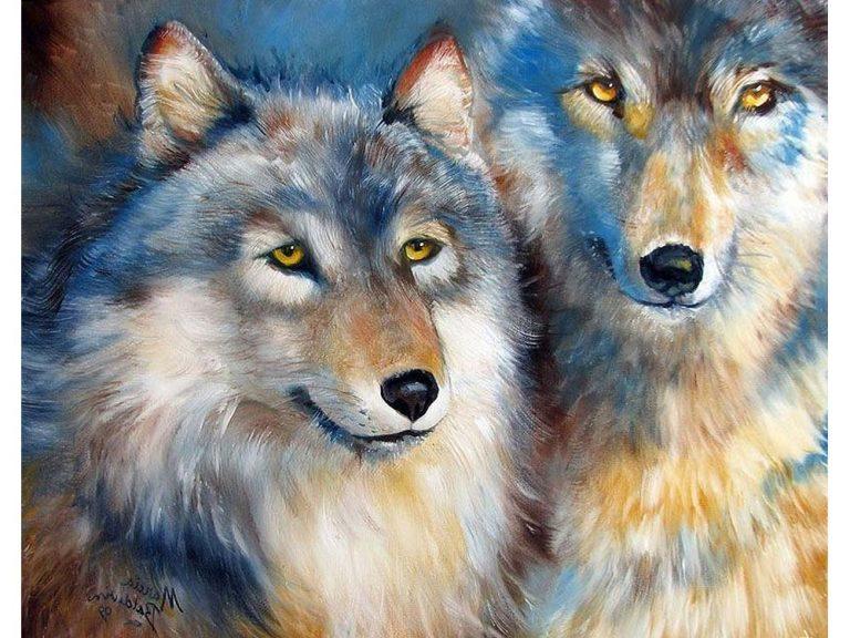 тотем волка
