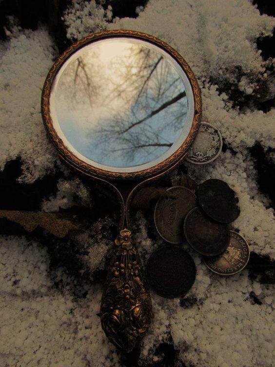 зеркало для магии