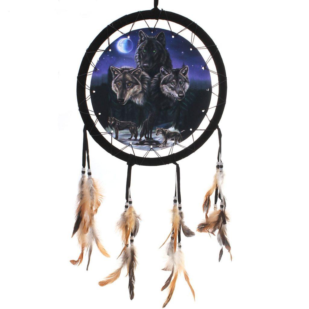 ловец снов волк