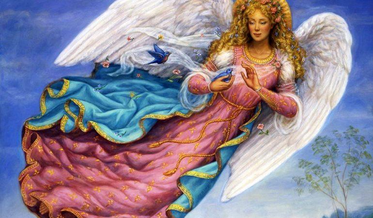 ангелы лунного дня