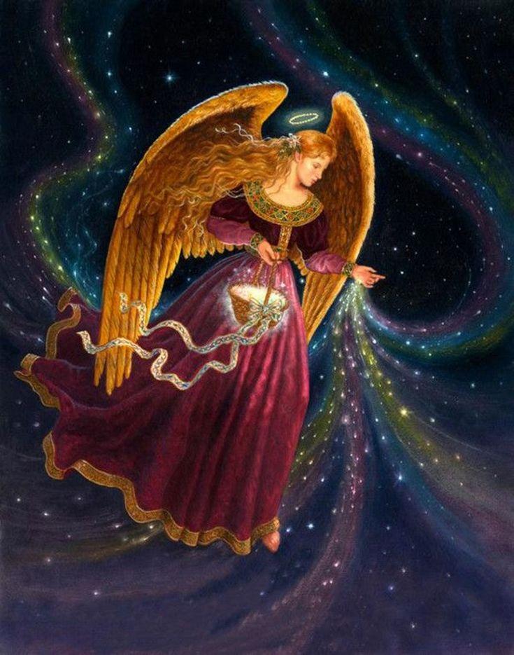 призвать ангела лунного дня