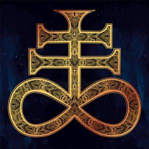символ крест левиафана
