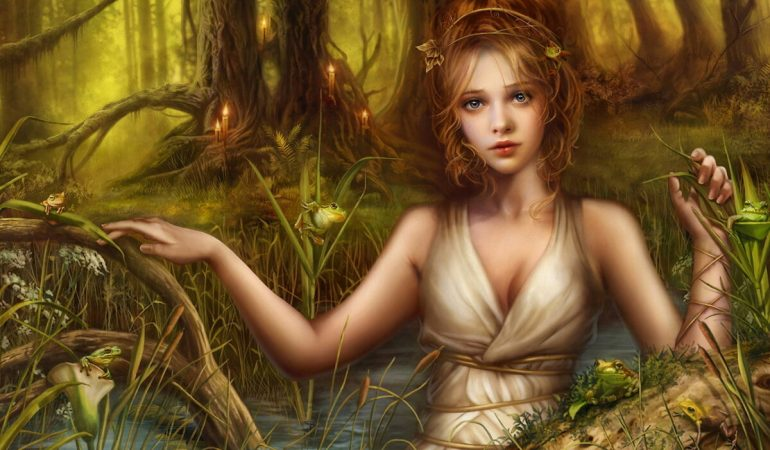 богиня тацита