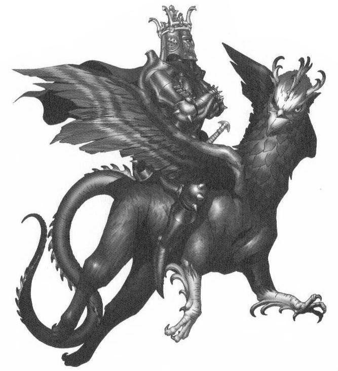 Мурмур демон