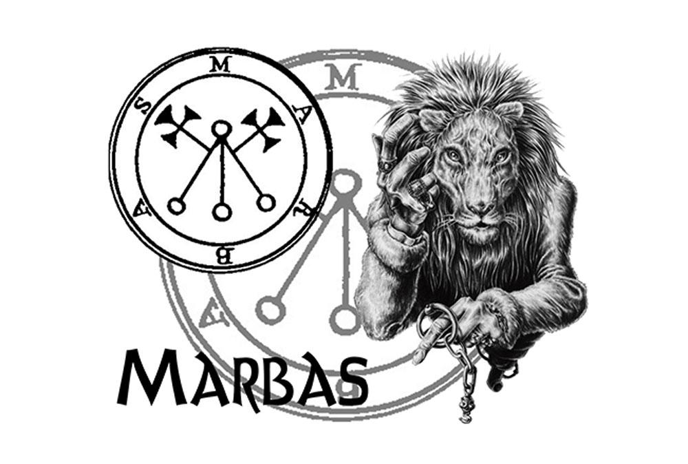 демон марбас