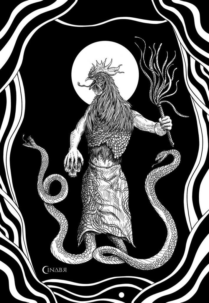 демон бог абраксас