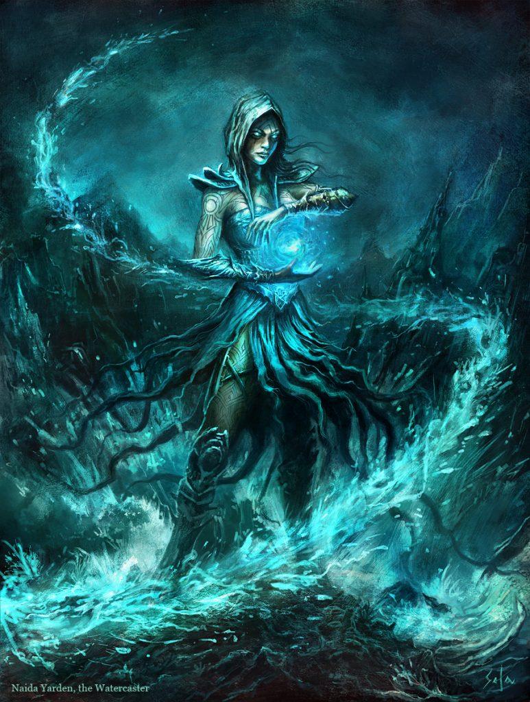 ведьма воды