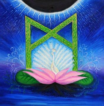 руна манназ символизм