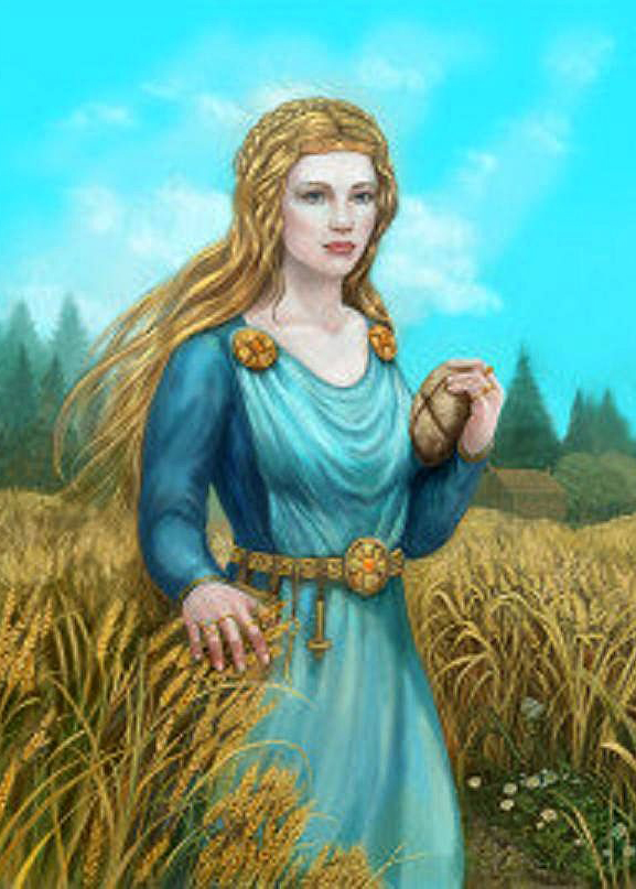 богиня сиф