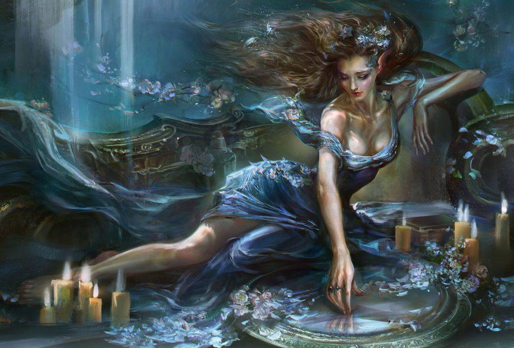 морская магия
