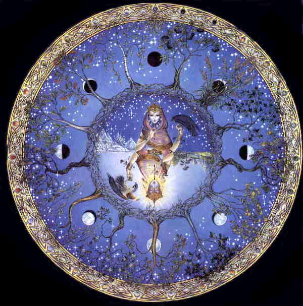 Магия луны и лунные циклы
