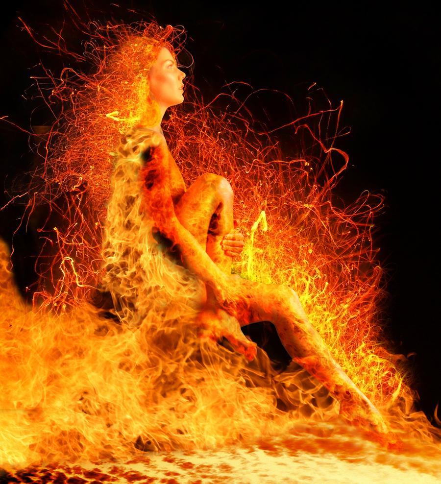 огненная стихия в магии