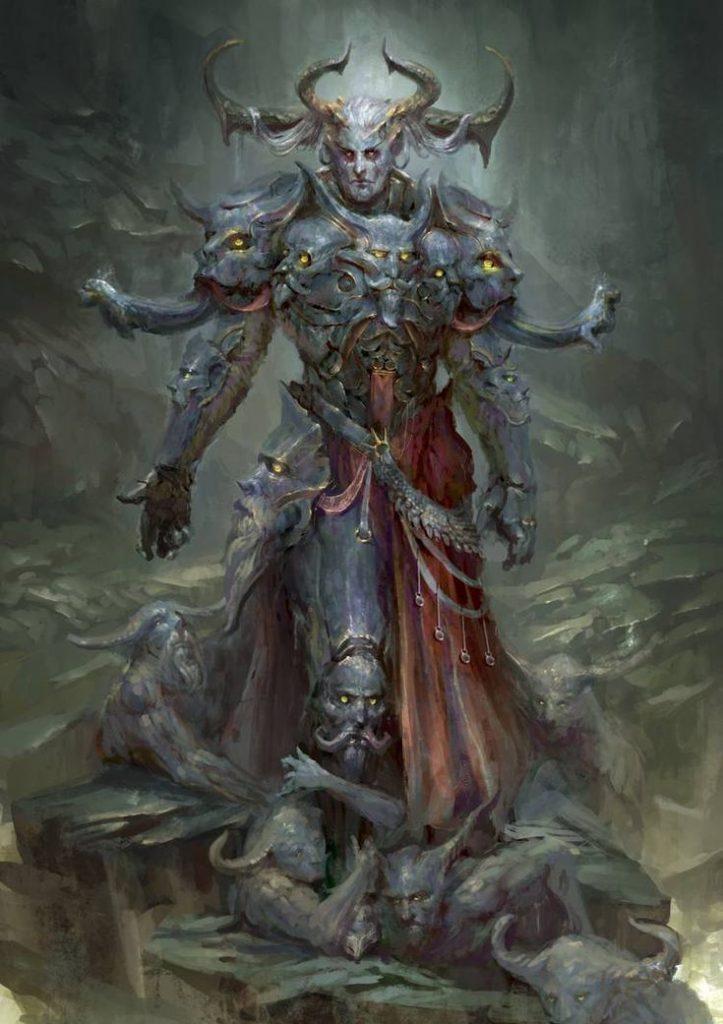 Демонический король Белиал