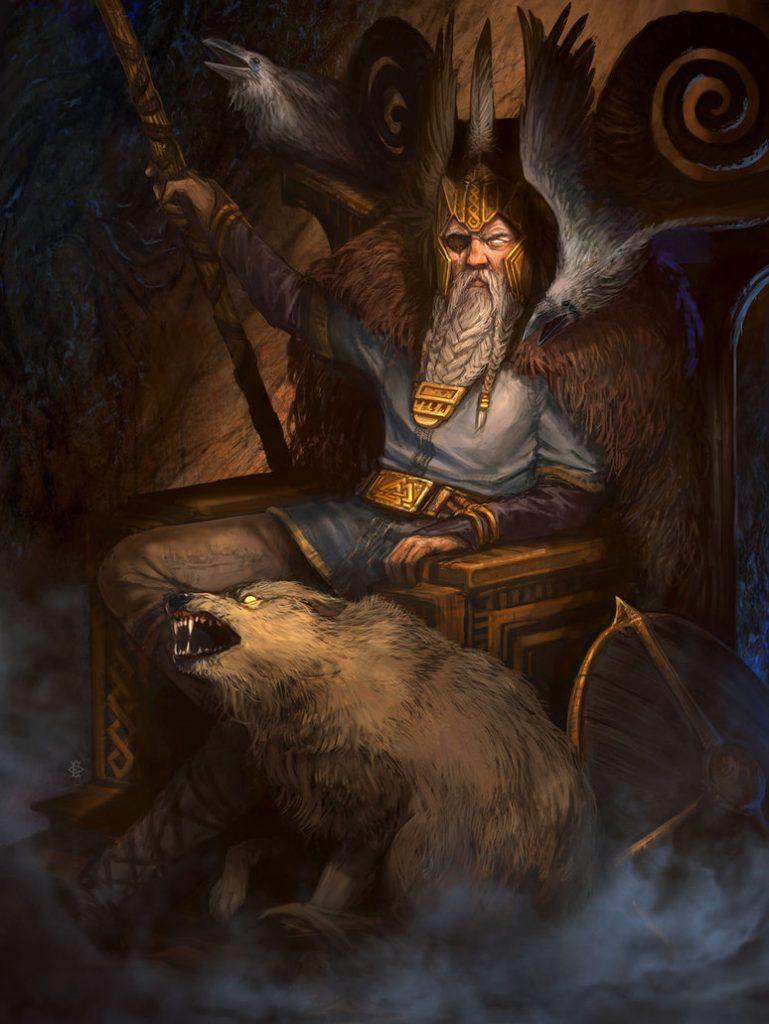один таро викингов