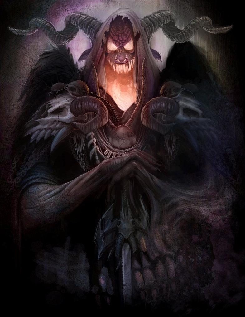 король белиал