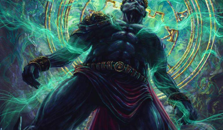 демон белиал