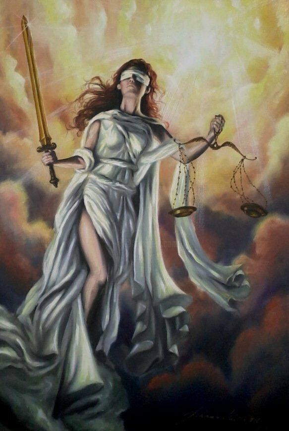 фемида богиня