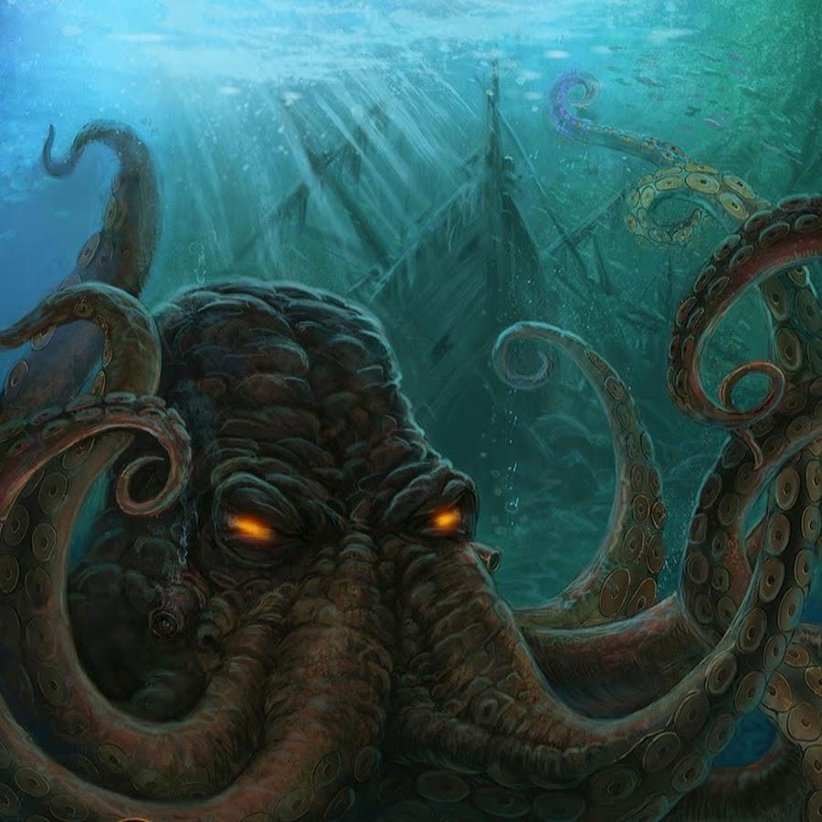 тотем осьминог символизм