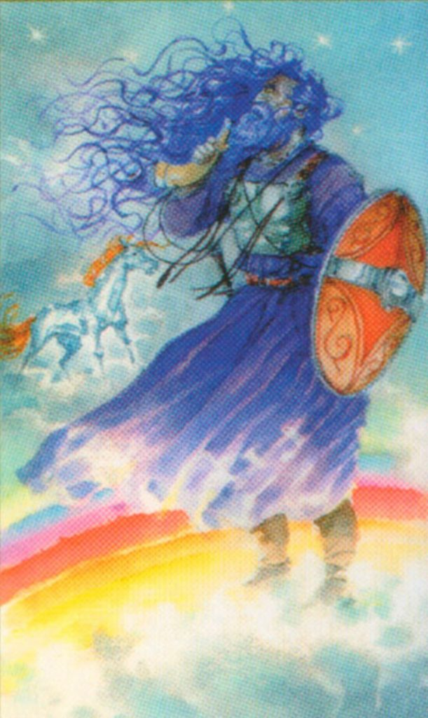 викинги отшельник