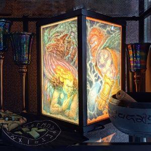 алтарный фонарь северные боги