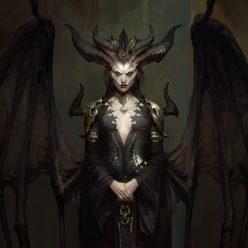 лилит богиня или демоница