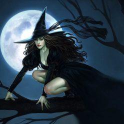 ведьма мысли вслух