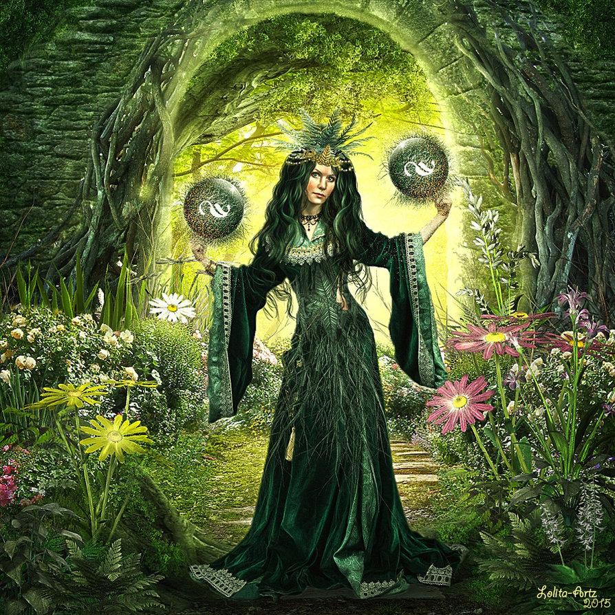 ведьмы земли как узнать