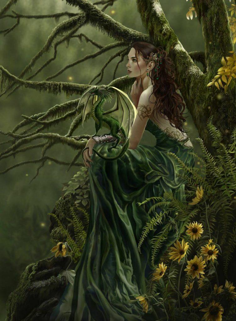 ведьма земли как стать