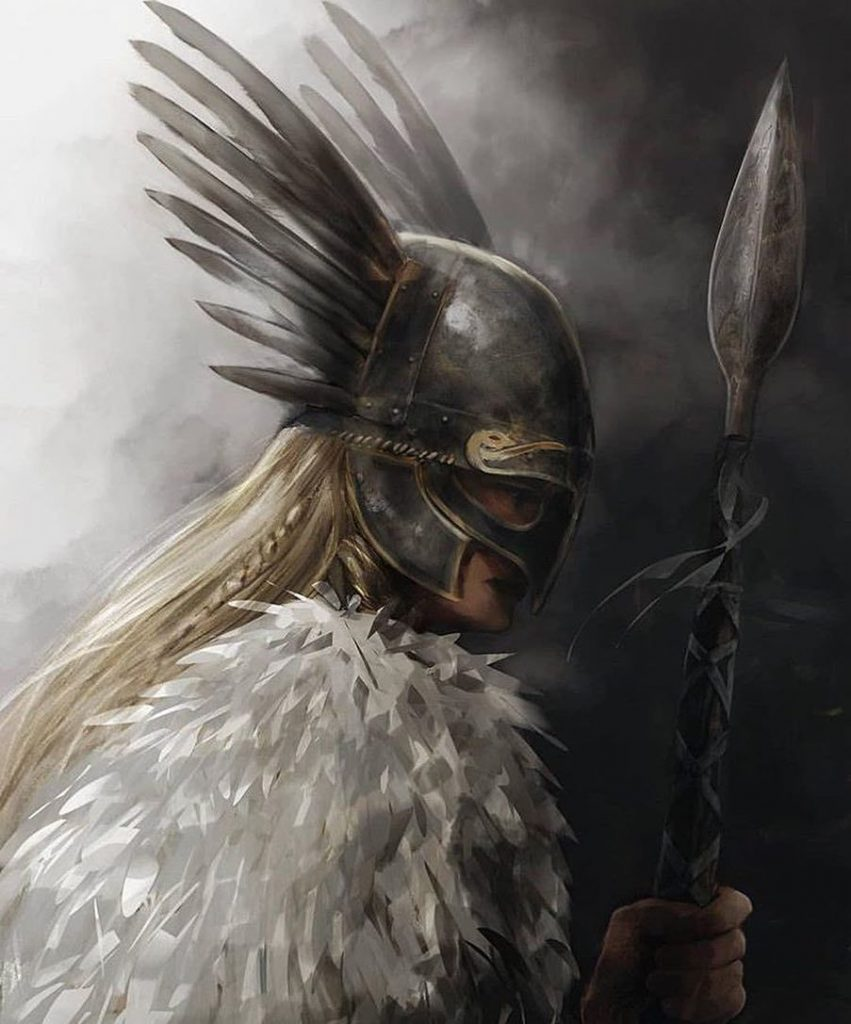 таро смерть богини валькирии