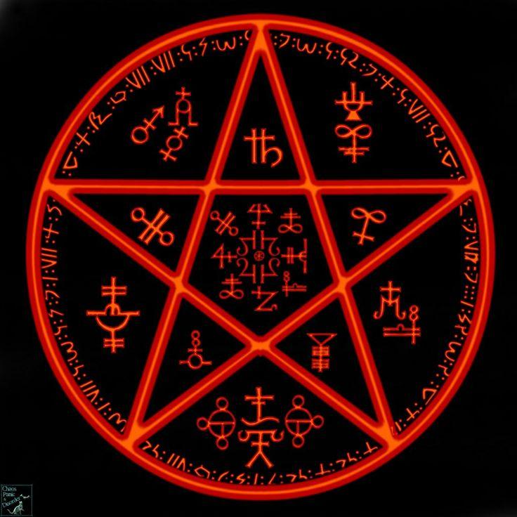 пентаграмма в сатанизме