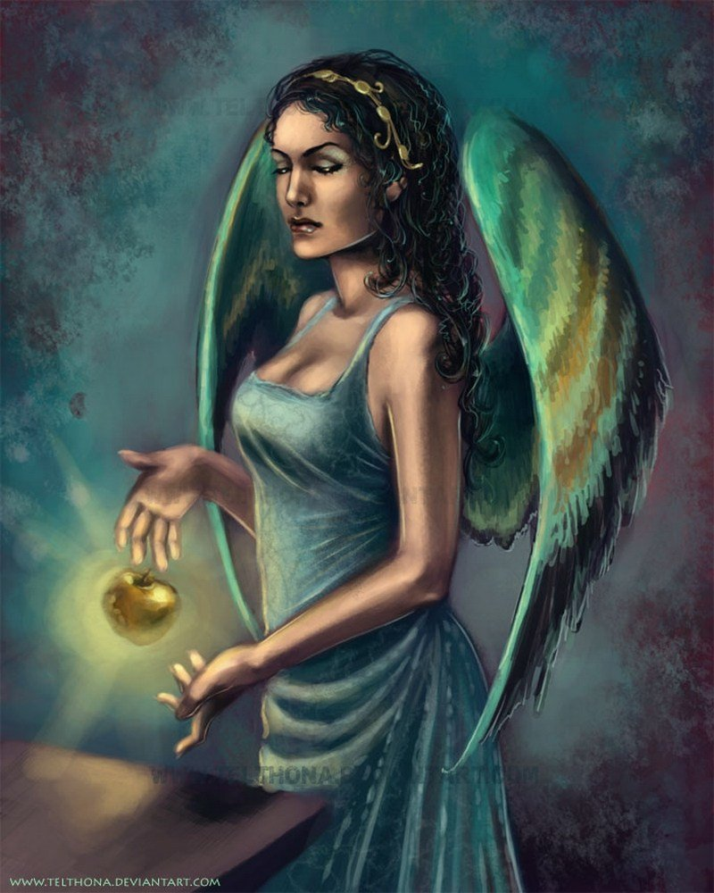 богиня хаоса эрис