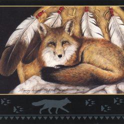 медитация на тотем лисы