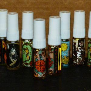Магические масла и духи