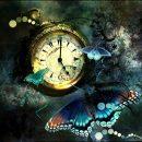 часы время магия