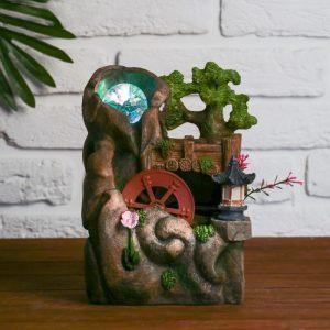 фонтан настольный бонсай